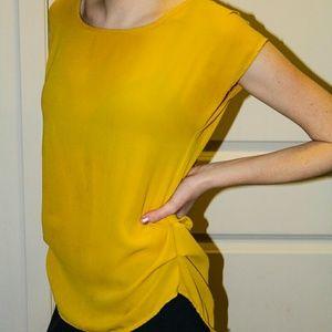 Mine Yellow Blouse